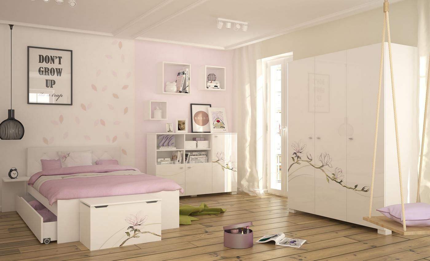 darmowy projekty pokoju dla dziecka