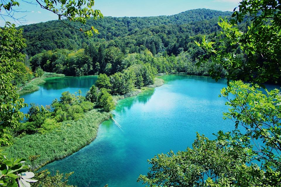 Cudowny Park Narodowy Jezior Plitwickich