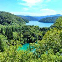 Parki, wodospady i plaże Chorwacji