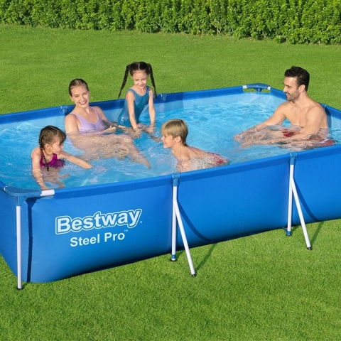 Chcesz kupić basen do ogrodu?